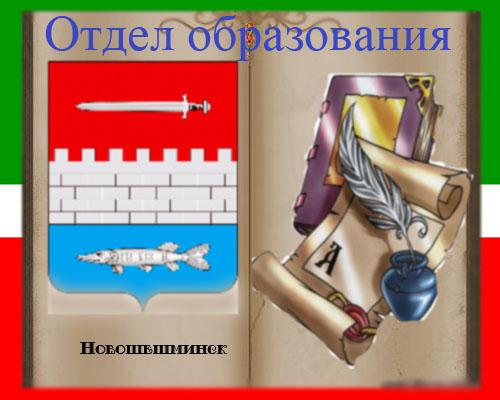 Официальный сайт Новошешминского отдела образования